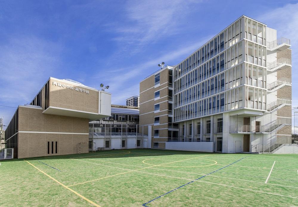 青稜高等学校