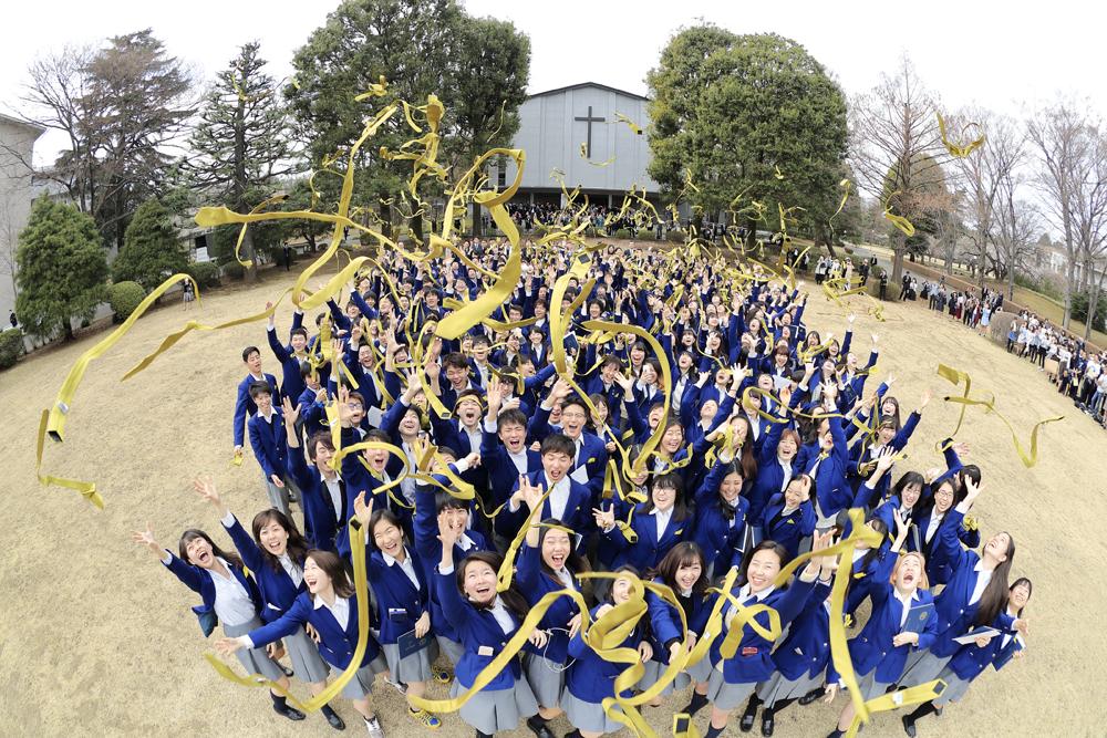 国際基督教大学(ICU)高等学校ギャラリー