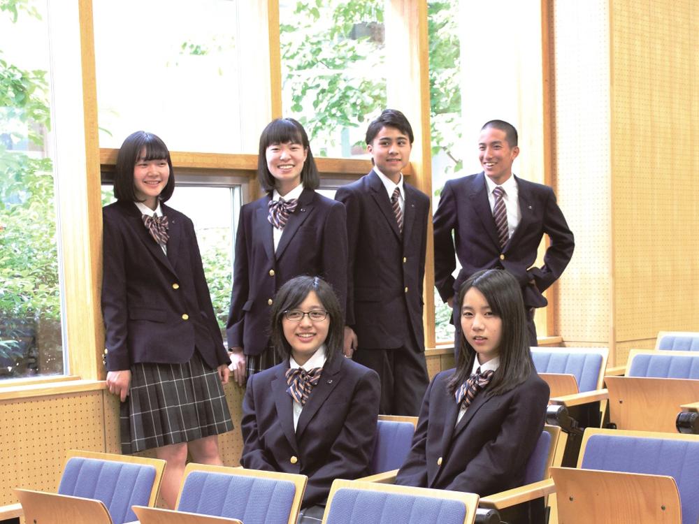 都立王子総合高等学校