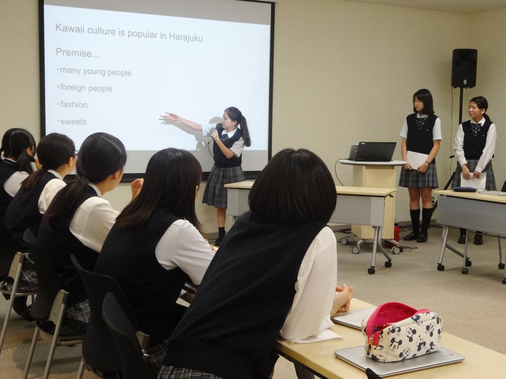神田女学園高等学校ギャラリー