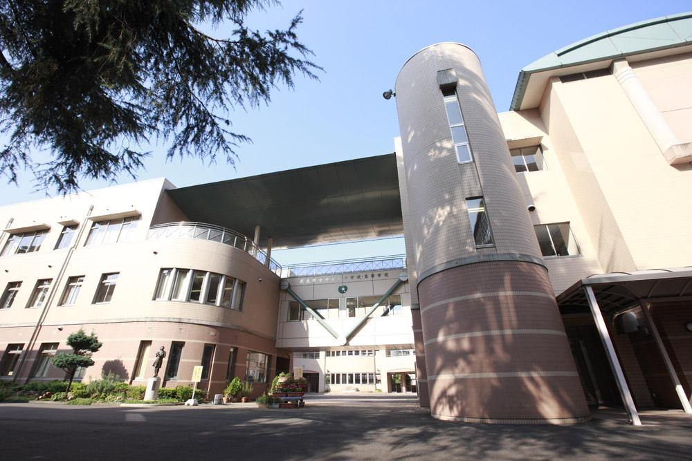 武蔵野大学高等学校(旧 武蔵野女子学院高等学校)