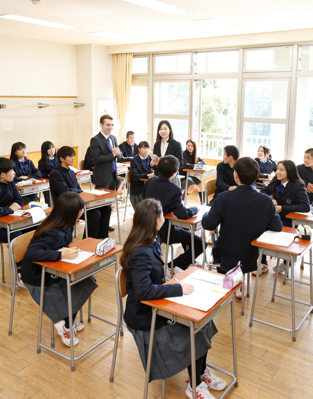 啓明学園高等学校ギャラリー